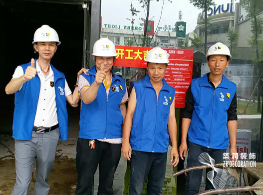 筑润携手新加坡跨国品牌向缅甸中小型高端商装市场纵深