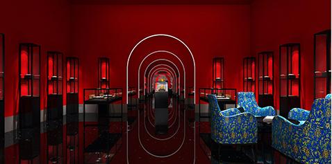 方圆丨故宫文化的商业空间呈现,全新角度演绎东方之美